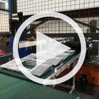 Removal of Pressed Sheet Metal Parts video