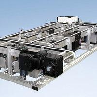 Compact Workpiece Carrier Circulation System 01