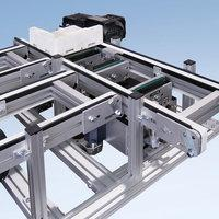 Compact Workpiece Carrier Circulation System 02