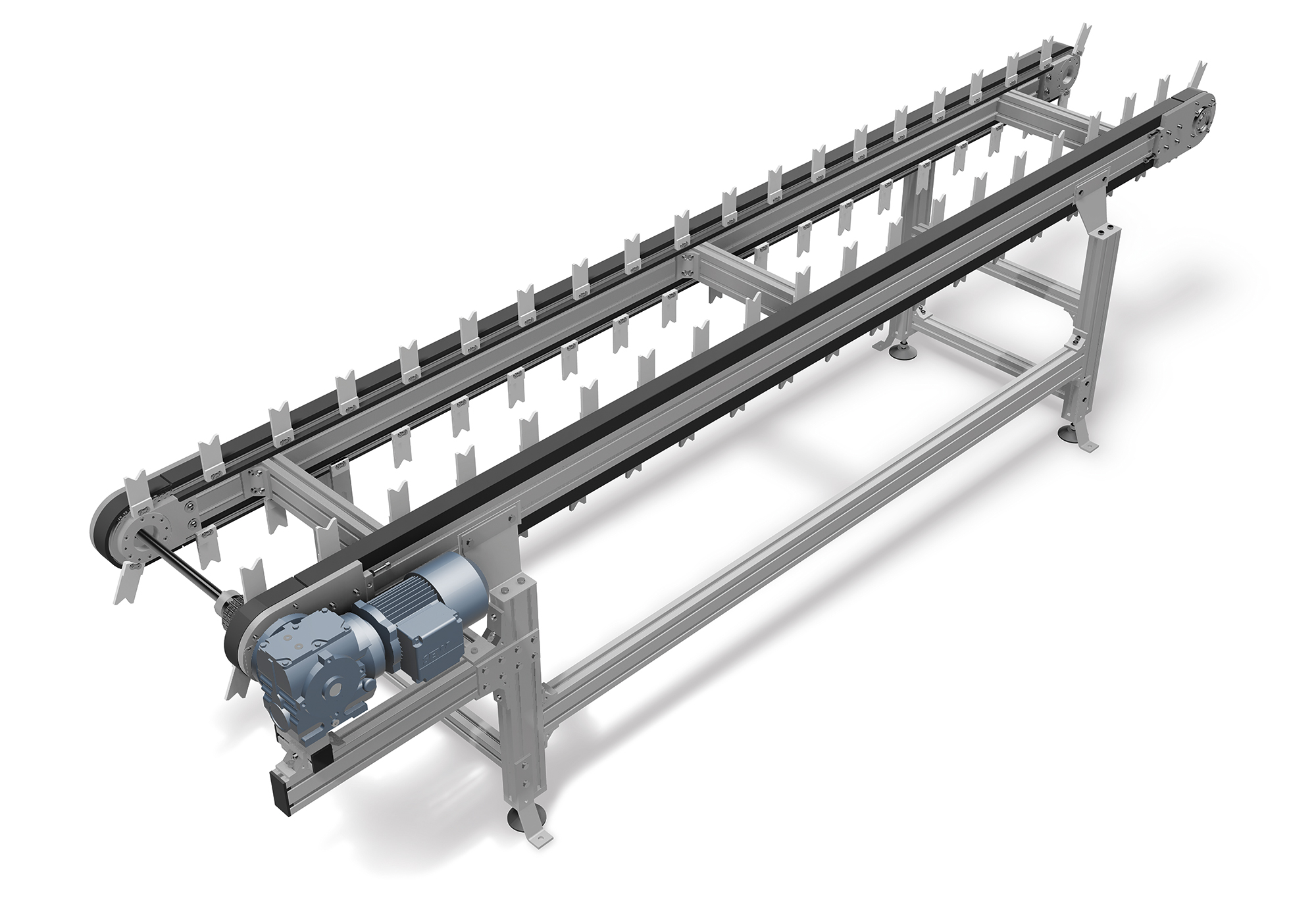 TKU 2040 Indexing Chain Conveyor | mk Technology Group